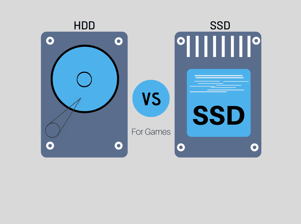 SSD VS HDD FOR GAMING