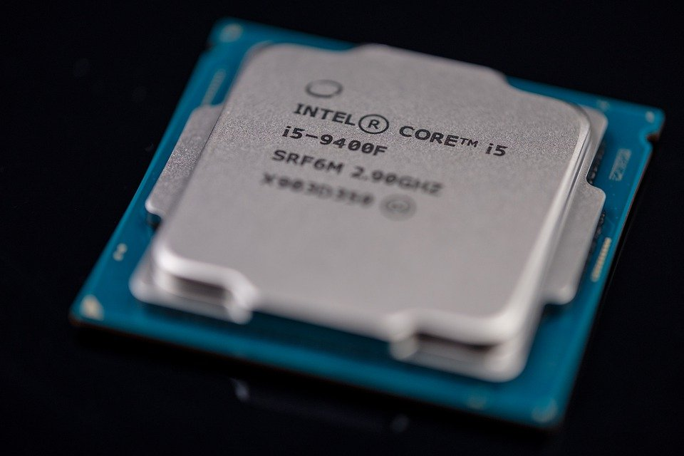CPU with integrated graphics