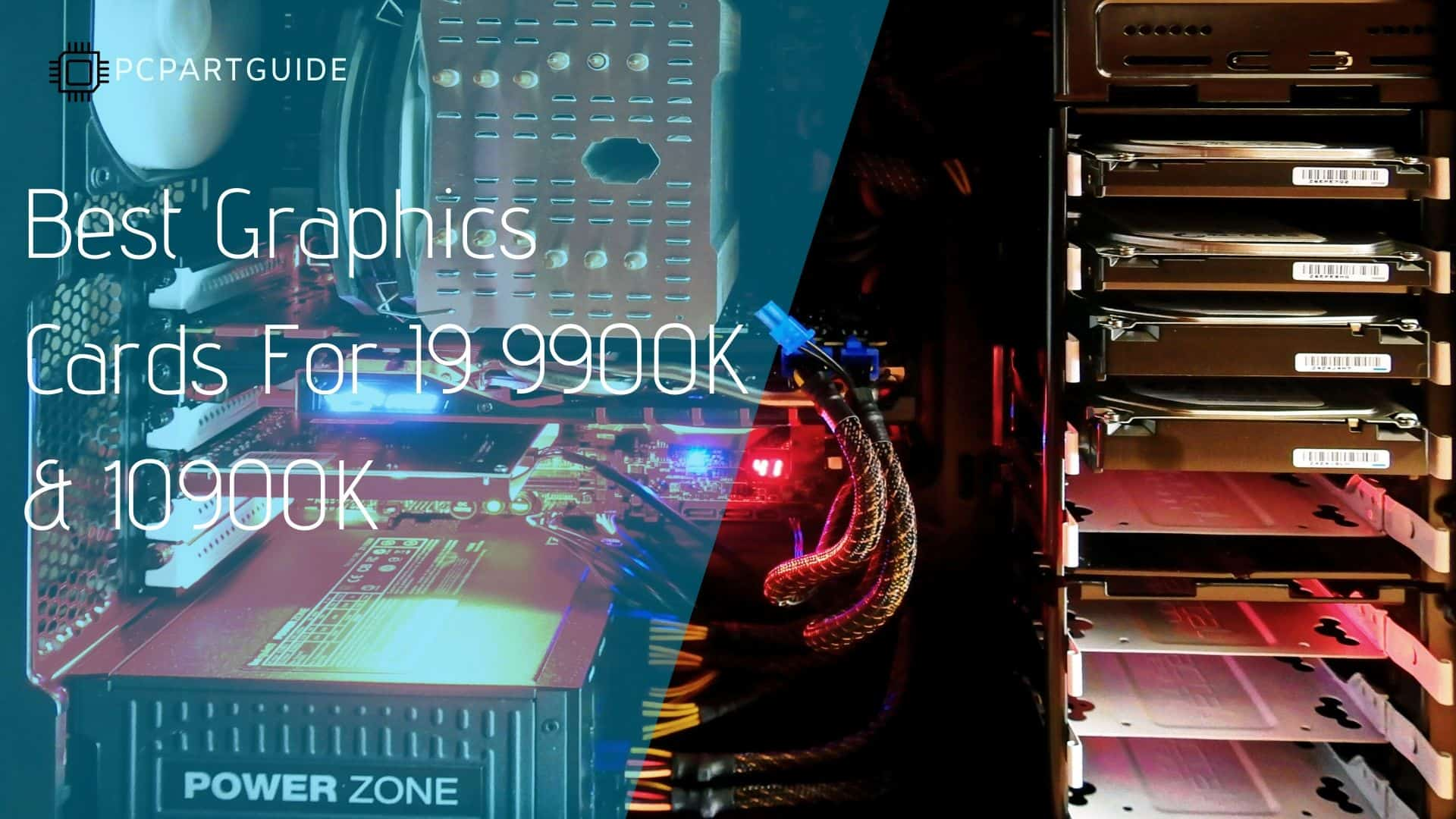 best graphics card for i9 9900k & 10900k