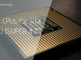 Top 6 CPUs For RTX 2080 SUPER & TI