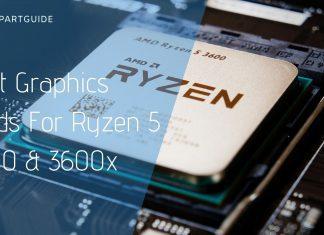 gpu for ryzen 3600 and 3600x