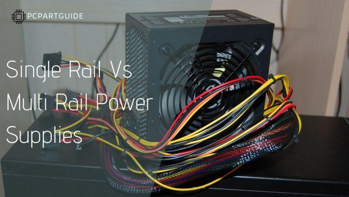 single rail vs multi rail