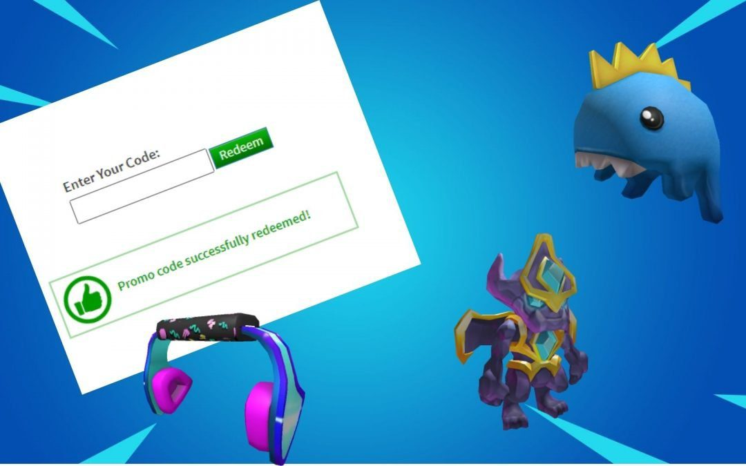 ROBLOX *UNSEEN* Promo Code List (Feb 2021) Items & Clothes