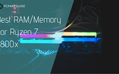 5 Best RAM/Memory Choices For Ryzen 7 5800x