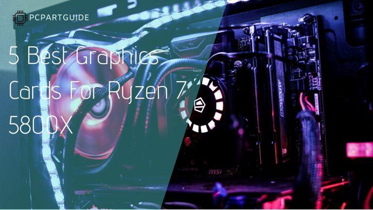 best gpus for ryzen 7 5800x