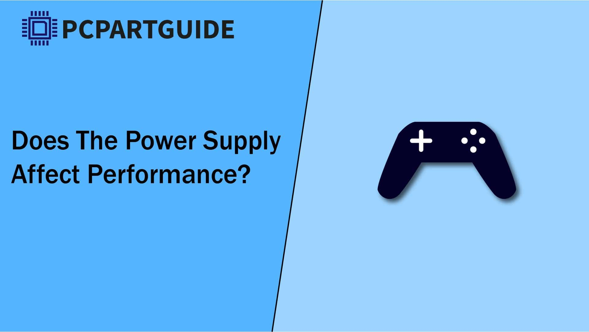 power supply affect performance